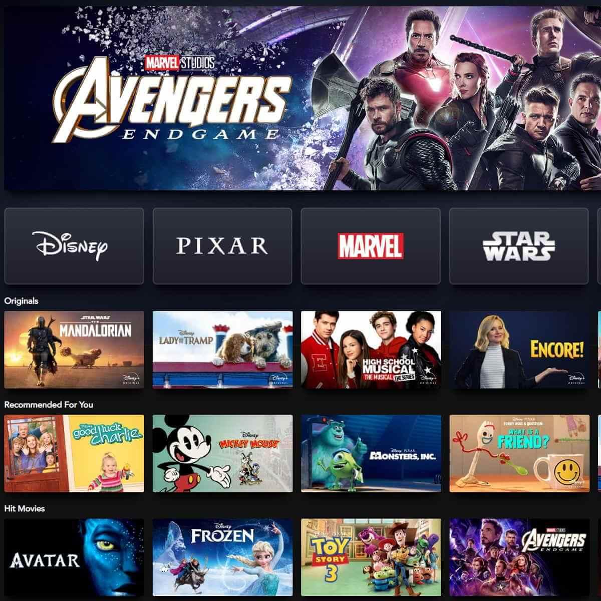 Magenta Tv Disney Plus