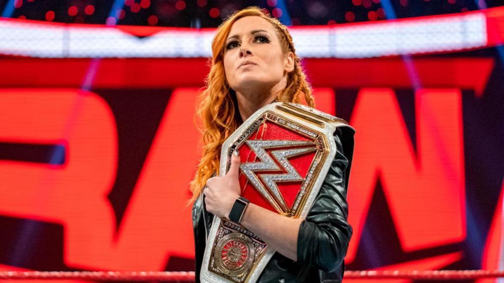 Becky Lynch en WWE