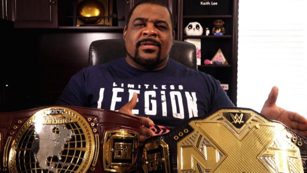 Keith Lee en WWE