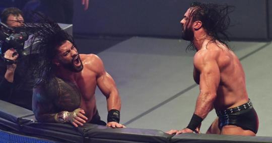 Roman vs Drew