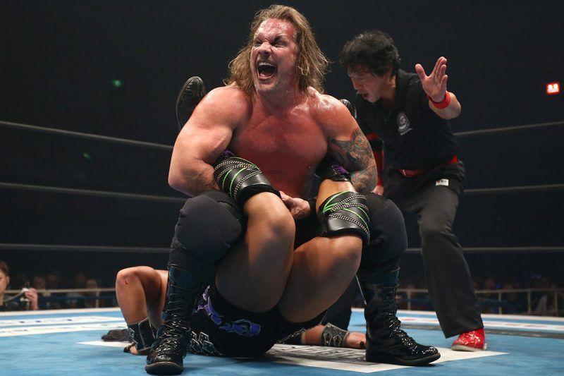 Jericho en NJPW