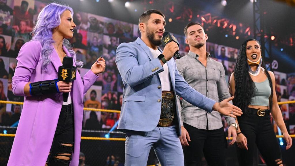 The Way en NXT