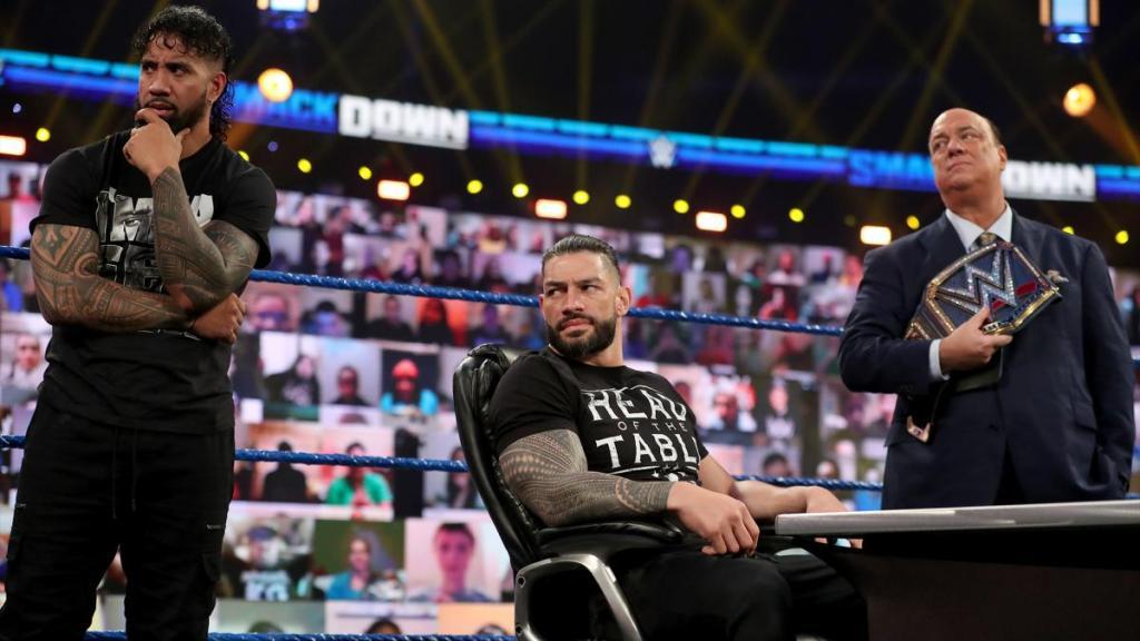 Roman Reigns en SmackDown