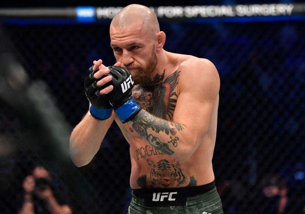 McGregor en UFC