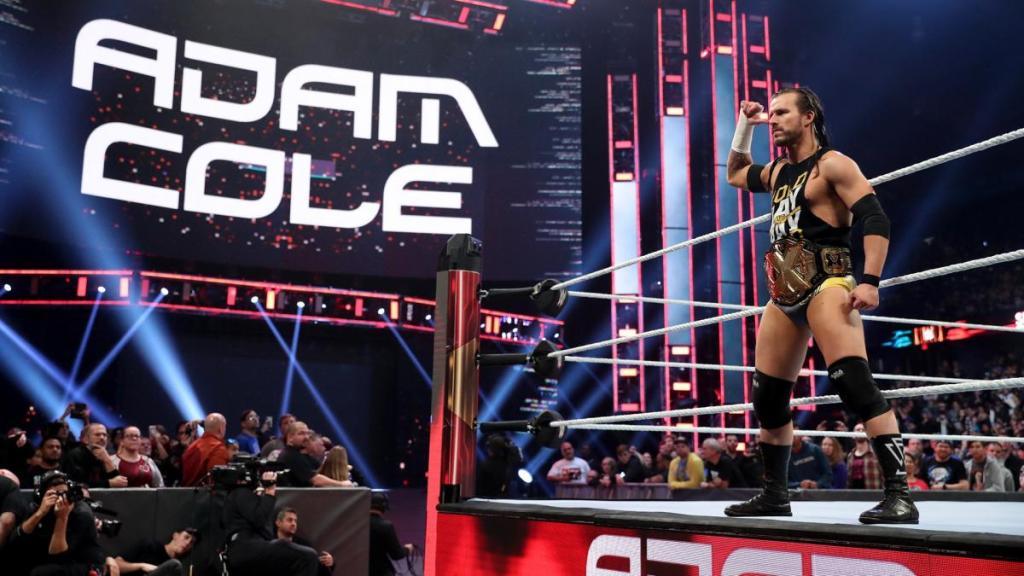 Adam Cole en Survivor Series