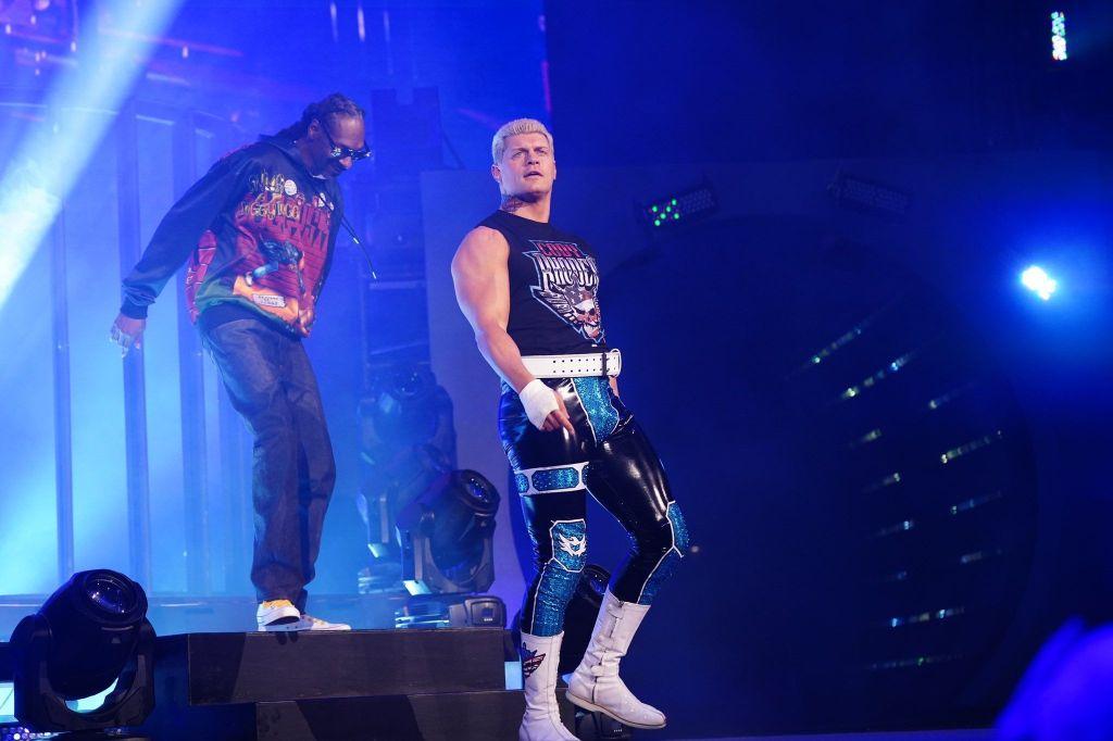 Cody con Snoop Dog