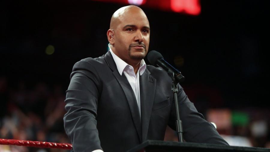Johnathan Coachman en WWE