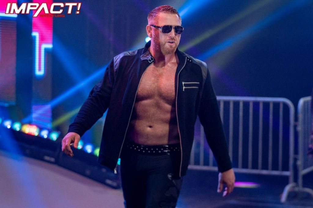 Heath en IMPACT Wrestling