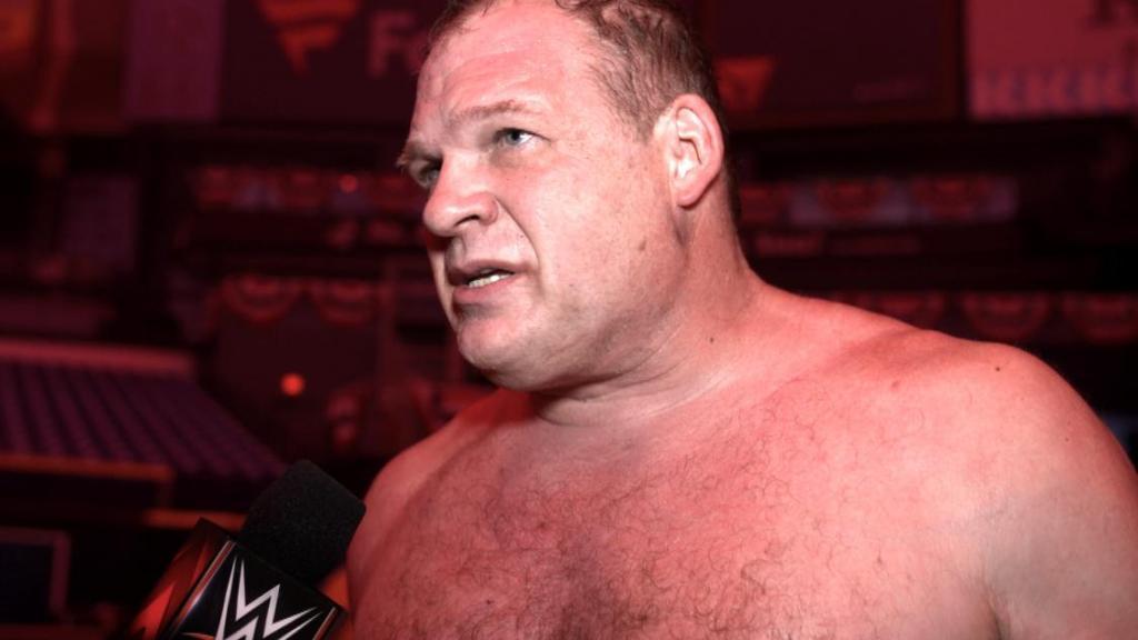 Kane tras Royal Rumble