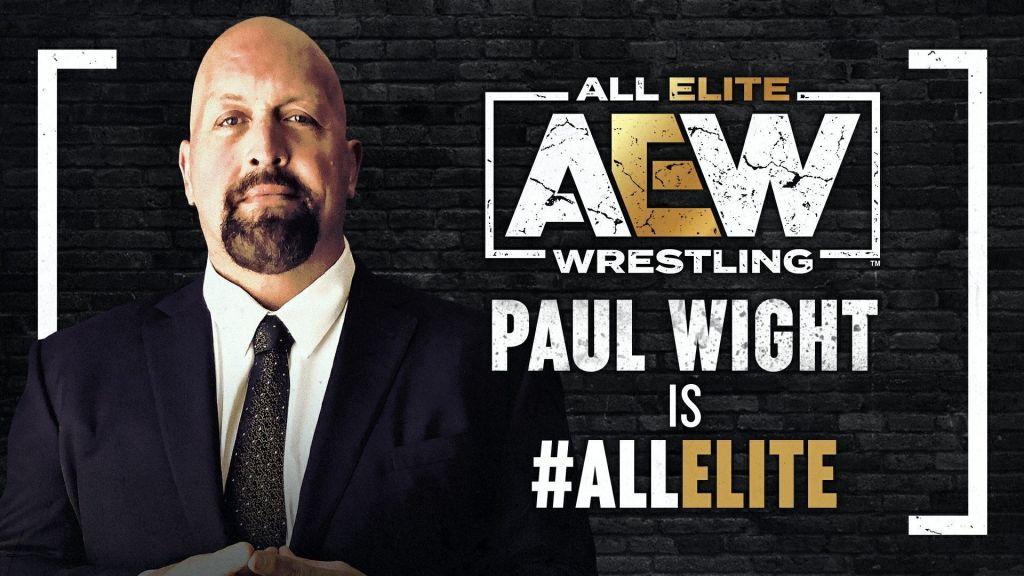 AEW ficha a Paul Wight