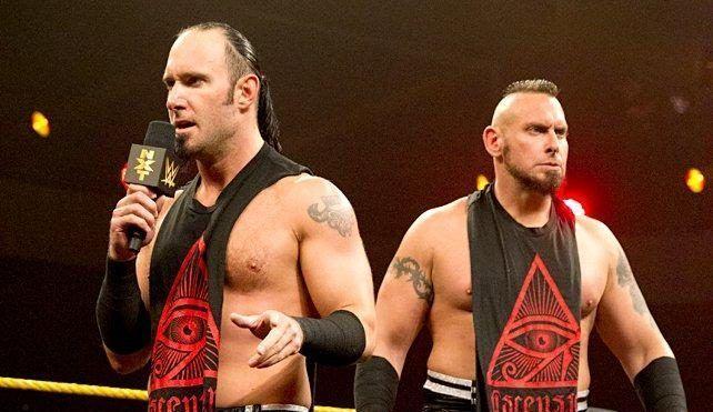 The Ascension en NXT