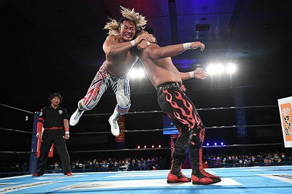 Hiroshi Tanahashi vs Shingo Takagi