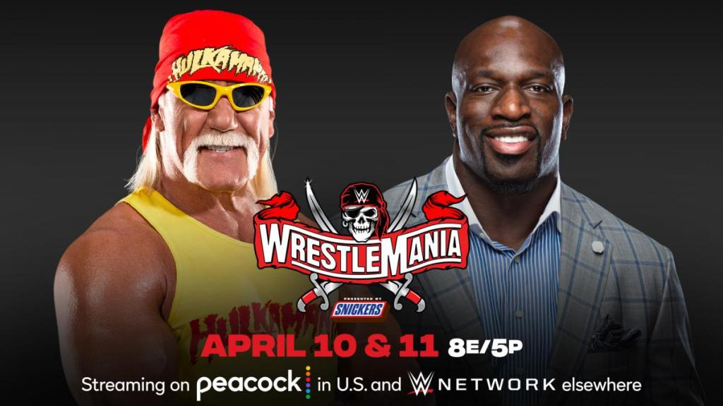 WrestleMania 37 host