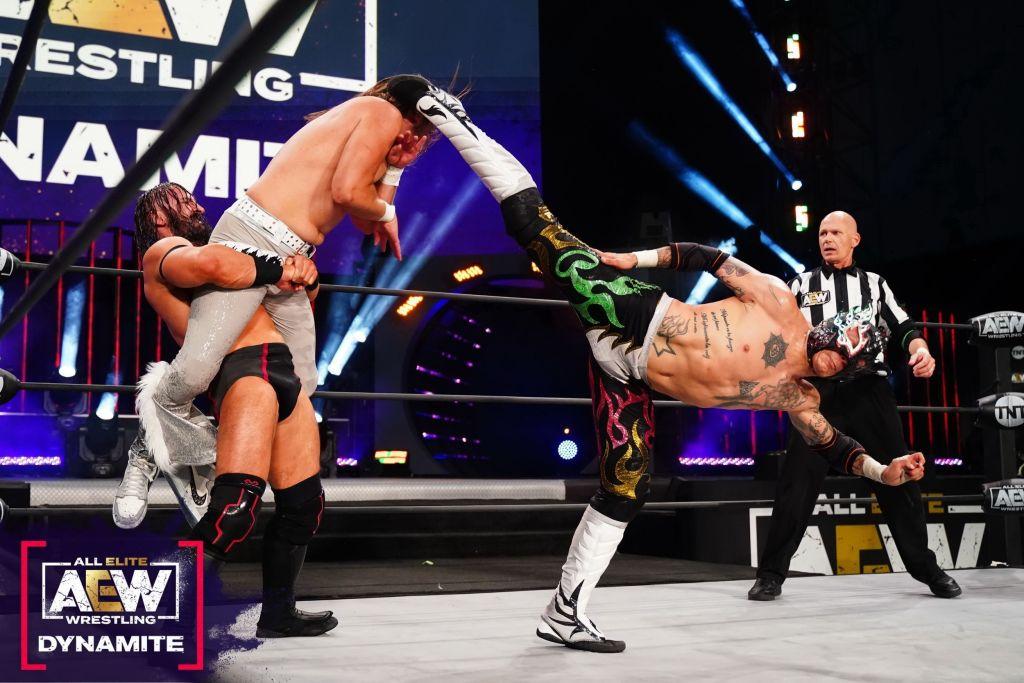 The Young Bucs vs Pac y Rey Fenix