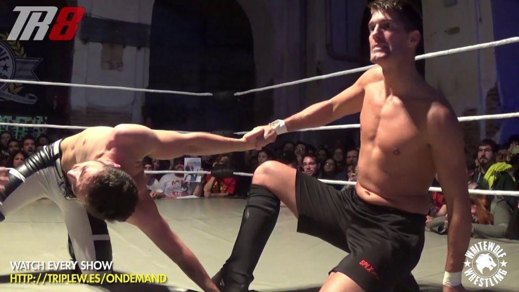 A-Kid vs Zack Sabre Jr