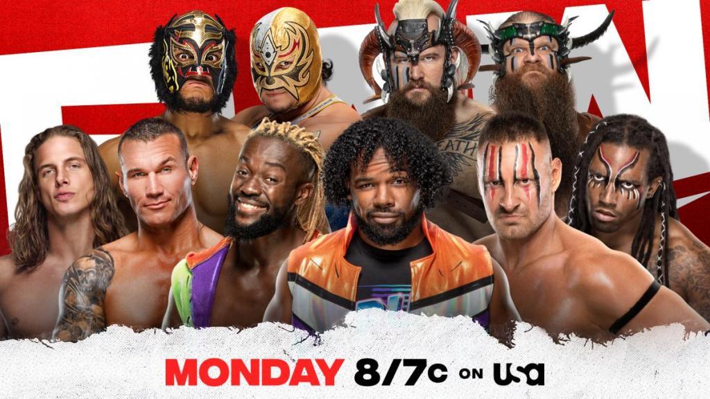 equipos Raw