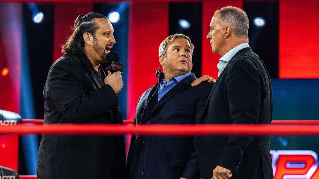 Don Callis es despedido de IMPACT Wrestling - MUNDO WRESTLING
