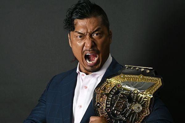 shingo Takagi NJPW