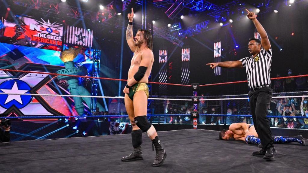 Adam Cole en NXT