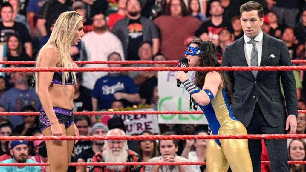 Charlotte y Nikki