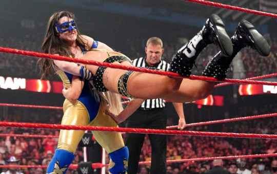 Raw Nikki ASH