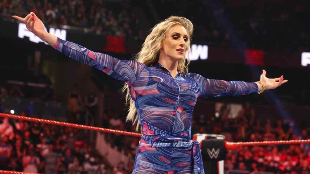 Charlotte en Raw