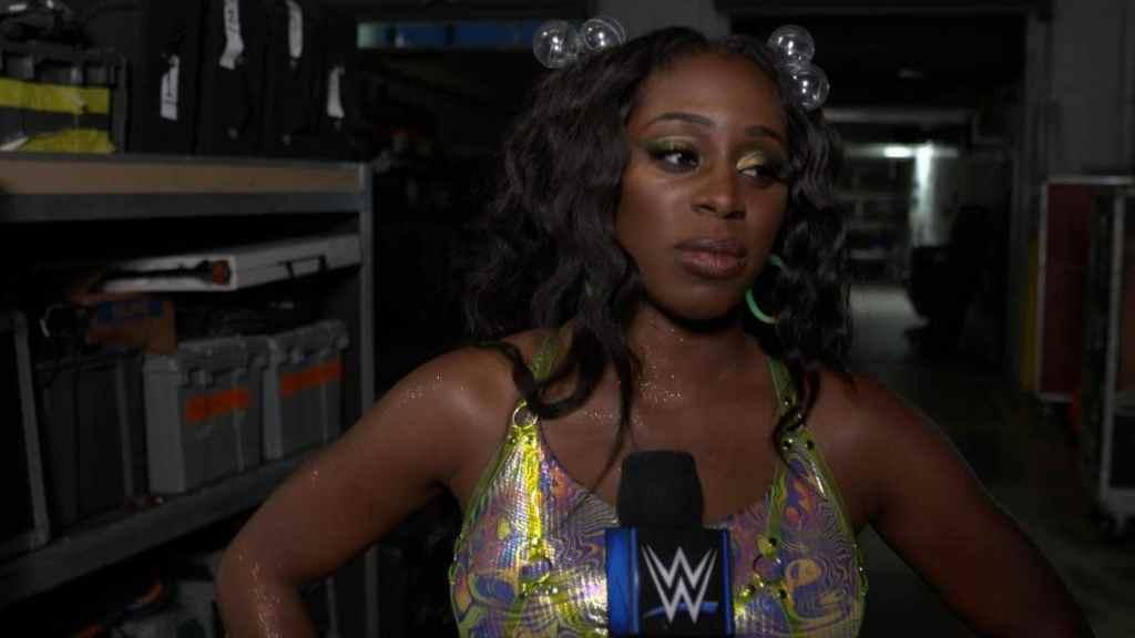 Naomi en SmackDown