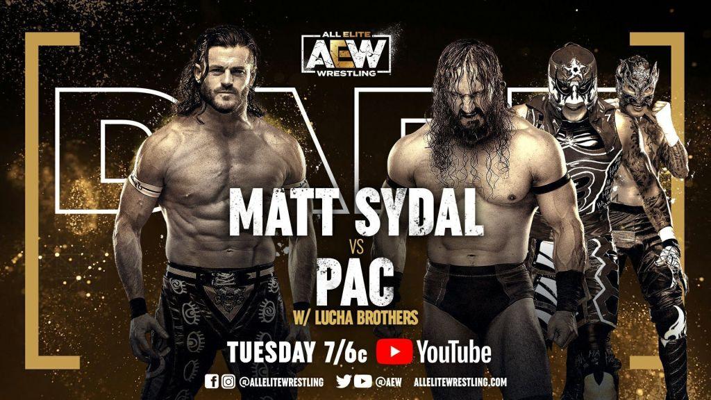 Matt Sydal vs Pac