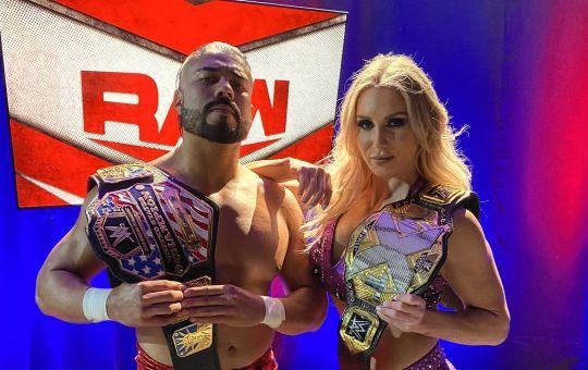 Andrade y Charlotte