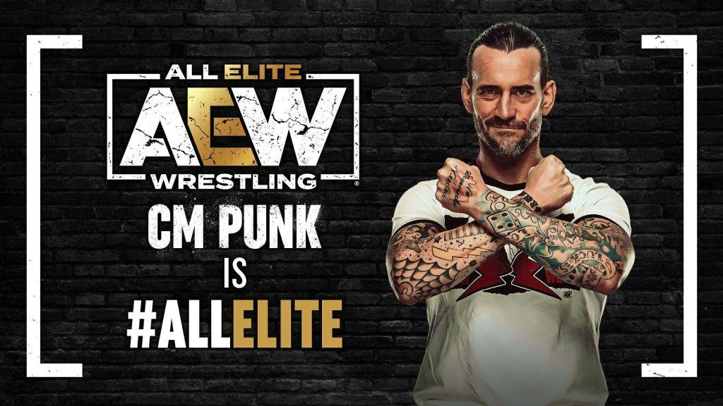 CM Punk AEW