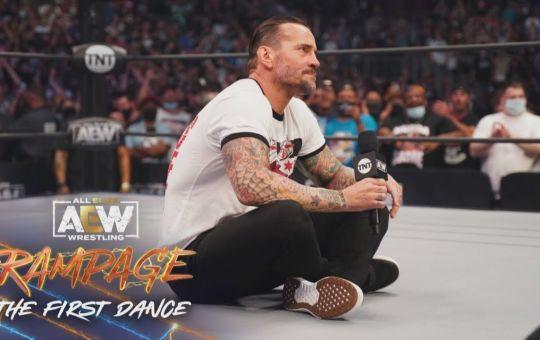 CM Punk Rampage