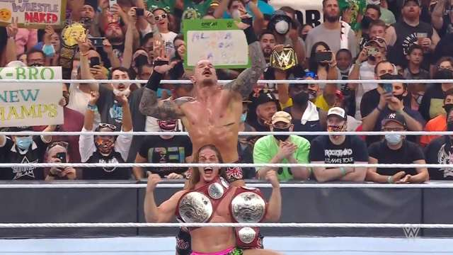 RK -Bros SummerSlam