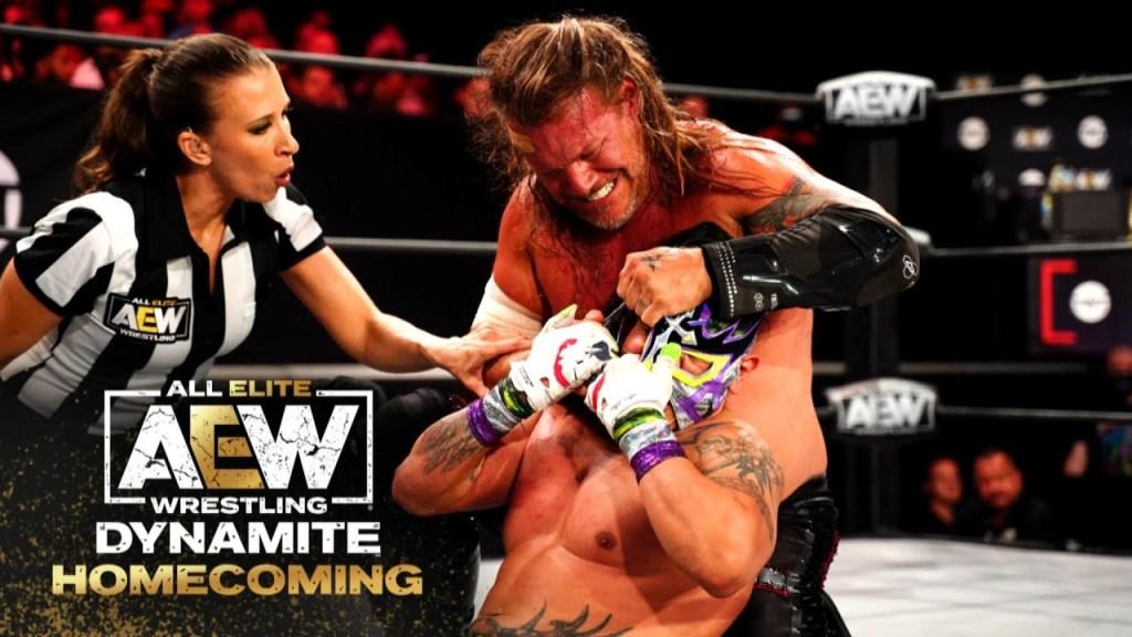 Jericho vs Juventud Guerrera
