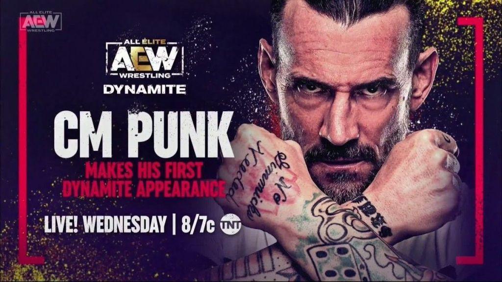Punk en AEW