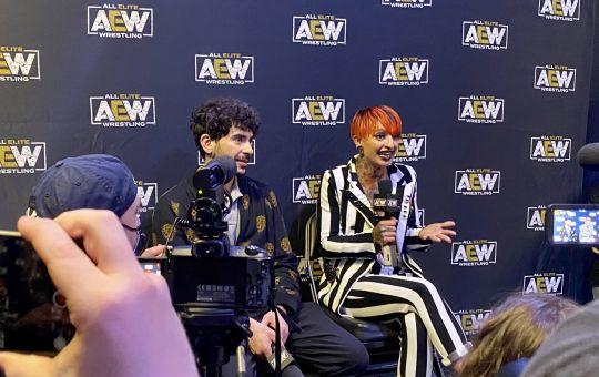 Ruby Soho en conferencia de prensa