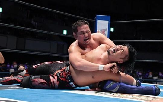 Shingo Takagi vs Yuji Nagata