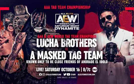 AEW Dynamite 16 de octubre