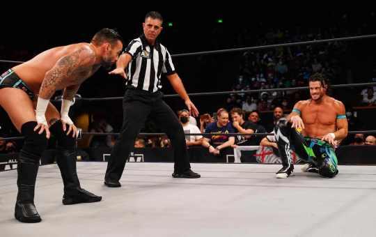 AEW derrotó a SmackDown en la demografía clave