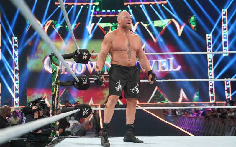 Brock Lesnar promete volver