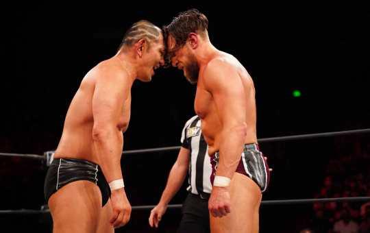 Bryan Danielson y Minoru Suzuki 5 estrellas