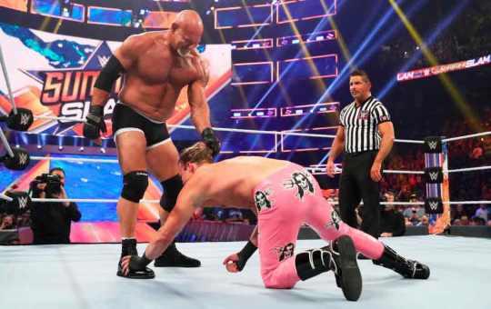 Dolph Ziggler critica a Goldberg