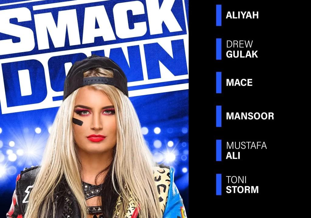 Draft WWE