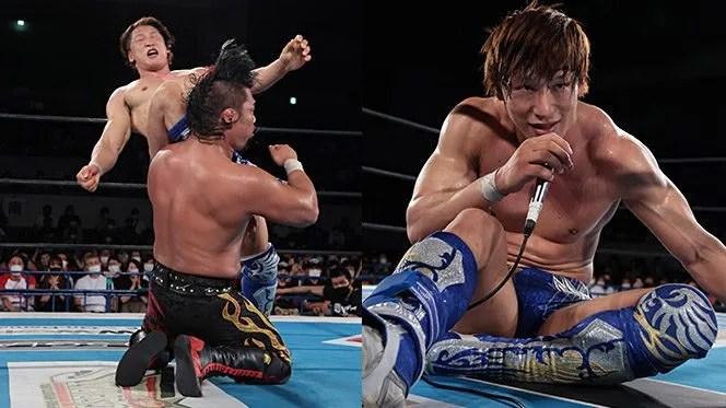 Kota Ibushi NJPW