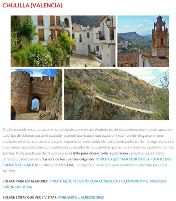 8.- Valencia bonita, pueblos comunidad valenciana