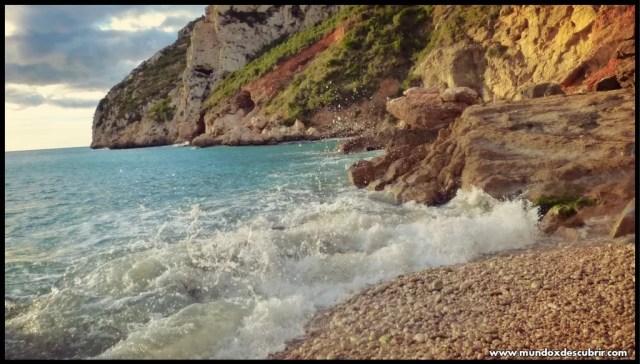 Cala Granadella - Provincia de Alicante