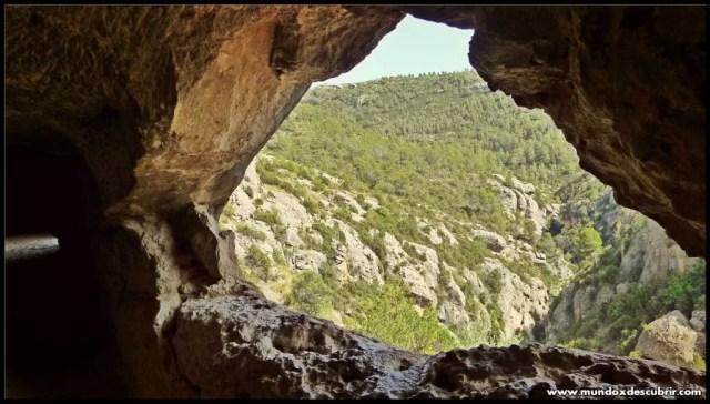 Chelva: Acueducto de Peña Cortada y Ruta del Agua