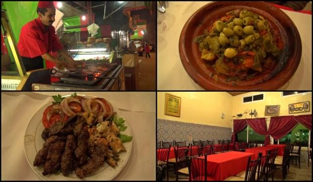 Collage restaurante Haytam