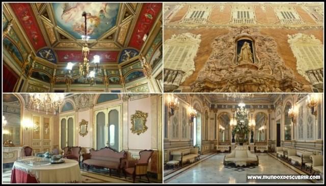 Palacio Marqués de Dos Aguas - Provincia de Valencia