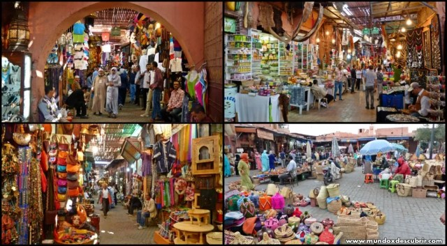 Zoco Marrakech - Marruecos