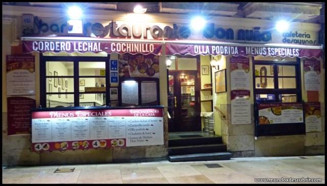 Platos típicos y tradicionales de la Gastronomía en Castilla y León
